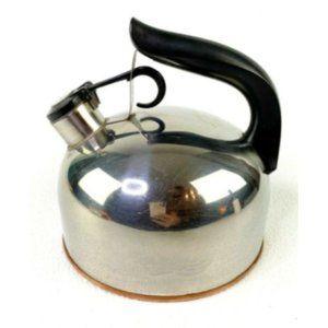 Vintage Paul Revere Revere Ware Teapot Tea Kettle
